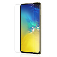 Screen Protector pro Samsung Galaxy Galaxy S10 TPU 1 ks Fólie na displej High Definition (HD) / odolné proti výbuchu / Ultra tenké