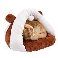 economico -Prodotti per gatti Letti Animali domestici Lenzuola Animali Personaggio Caldo Ripiegabile regolabile flessibile Caffè Blu Rosa Per animali domestici