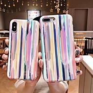 Coque Pour Apple iPhone XR / iPhone XS Max Etanche à la Poussière / IMD Coque Lightning Flexible TPU pour iPhone XS / iPhone XR / iPhone XS Max