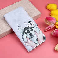 cheap -Case For Huawei P20 Pro / P20 lite Wallet / Card Holder / with Stand Full Body Cases Dog Hard PU Leather for Huawei P20 / Huawei P20 Pro / Huawei P20 lite