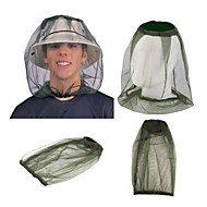 economico -Cappelli Anti-insetti / Repellenti anti-insetti 45*33 cm Campeggio Tinta unita