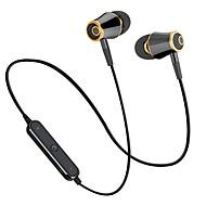 저렴한 -LITBest 귀에 무선 헤드폰 이어폰 스틸 + EVA + TPE 스포츠 및 피트니스 이어폰 스포츠 & 아웃도어 / 멋진 / 스테레오 헤드폰