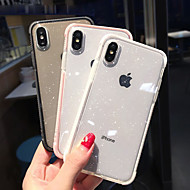 abordables -Coque Pour Apple iPhone XS / iPhone XR / iPhone XS Max Antichoc / Translucide Coque Brillant Flexible TPU