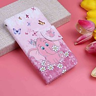 cheap -Case For Huawei Huawei Mate 20 Lite / Huawei Mate 20 Pro Wallet / Card Holder / with Stand Full Body Cases Butterfly / Elephant Hard PU Leather for Mate 10 lite / Huawei Mate 20 lite / Huawei Mate 20