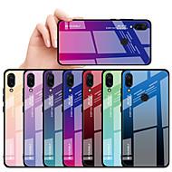 Hülle Für Xiaomi Redmi Note 7 Stoßresistent Rückseite Farbverläufe Hart TPU / Gehärtetes Glas für Xiaomi Redmi Note 5 Pro / Xiaomi Redmi 6 Pro / Xiaomi Redmi Note 7