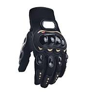 お買い得  -PRO-BIKER フルフィンガー 男女兼用 オートバイグローブ ナイロンPVA / 高通気性メッシュ 高通気性 / 耐摩耗性 / 耐衝撃性の