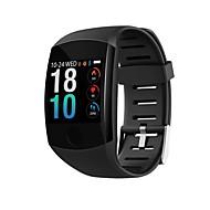 お買い得  -Indear Q11 スマートブレスレット Android iOS ブルートゥース Smart スポーツ 防水 心拍計 血圧測定 歩数計 着信通知 アクティビティトラッカー 睡眠サイクル計測器 座りがちなリマインダー