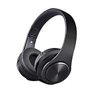 זול -AOUSKE® B3 אוזניות ואוזניות חוטי / אלחוטי אוזניות אוזניות פלסטי נסיעות ובידור אֹזְנִיָה עיצוב חדש / עם בקרת עוצמת הקול אוזניות