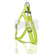 זול -כלבים תלבושות רתמות רצועות נייד מאמן גודל מתכוונן אחיד ניילון פוקסיה ירוק כחול