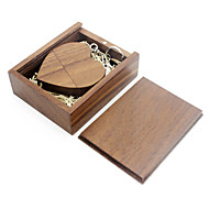 levne -Ants 32 GB flash disk USB usb disk USB 2,0 Dřevo / Bambus love wooden gift box
