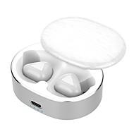 levne -LITBest XT50 V uchu Bezdrátová Sluchátka Sluchátka ABS + PC EARBUD Sluchátko s mikrofonem / S nabíjecím boxem Sluchátka