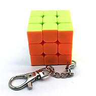 abordables -Cubo magico Cubo IQ Juguete USB 3*3*3 Cubo velocidad suave Cubos mágicos rompecabezas del cubo Rotativo Ligero y Conveniente Juventud Adulto Juguet Todo Regalo