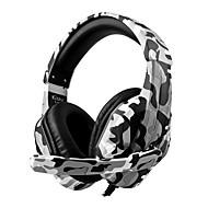 billige -Kubite Headset (styrfitting) T-173 3.5mm Pandebånd Gaming Stereo