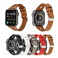 cheap -Watch Band for Apple Watch Series 4/3/2/1 Apple Classic Buckle Genuine Leather Wrist Strap