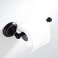 economico -Porta rotolo di carta igienica Nuovo design Antico / Paese Ottone 1pc - Bagno / Bagno dell'hotel Montaggio su parete