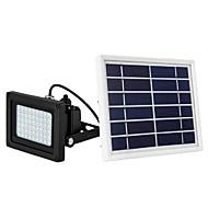tanie -1 szt. 10 W Reflektory LED / Światła do trawy / Zewnętrzne lampy ścienne Wodoodporny / Na energię słoneczną / Dekoracyjna Ciepła biel / Biały 3.7 V Oświetlenie zwenętrzne / Dziedziniec / Ogród 54