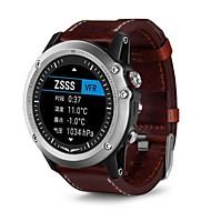 Horlogeband voor Fenix 5 / Fenix 3 HR / Fenix 3 Garmin Sportband Leer Polsband
