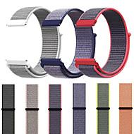 Watch Band varten LG G Watch W100 / LG G Watch R W110 / LG Watch Urbane W150 LG Urheiluhihna Nylon Rannehihna
