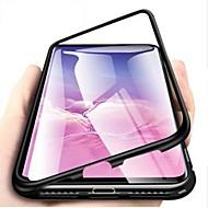 preiswerte -Hülle Für Samsung Galaxy Note 9 / Note 8 Stoßresistent / Ultra dünn / Transparent Ganzkörper-Gehäuse Solide Hart Gehärtetes Glas für Note 9 / Note 8