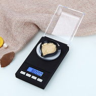 cheap -0.005g-50g Digital Precision Electronic Scale Laboratory Medical Balance LCD Display Portable Jewelry Scales Gram Weight Scale