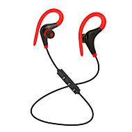 hesapli -Litbest büyük boynuz kablosuz kulaklık bluetooth spor silikon kulaklıklar tasarım hifi ses hd sesli arama spor bluetooth kulaklık