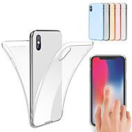 fodral för iPhone xs max xs 360 full body tpu fodral för iphone xr 8 plus 8 7 plus 7 6 plus 6