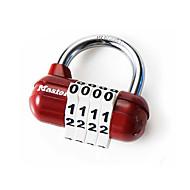halpa -1523MCND Riippulukko / Koodilukko Terässekoitus salasanan lukituksen varten Rullalaukut / Kaappi / Jumppa