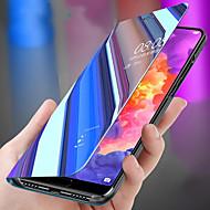 ieftine -Maska Pentru Huawei Huawei P20 / Huawei P20 Pro / Huawei P20 lite Anti Șoc / Cu Stand / Oglindă Carcasă Telefon Mată PC