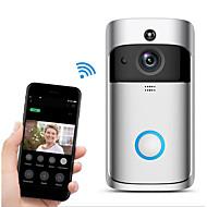 halpa -Factory OEM WIFI Ei Screen (tuotos APP) Puhelin One to One video ovipuhelin