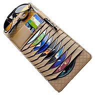 povoljno -auto suncobran organizator pu koža multifunkcionalna naočala za pohranu isječak dokumenata mapa kartica cd držač torbice