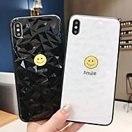 povoljno -Θήκη Za Apple iPhone XS / iPhone XR / iPhone XS Max Protiv prašine / Uzorak Stražnja maska Riječ / izreka / Crtani film PC
