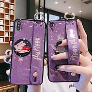 povoljno -Θήκη Za Apple iPhone XS / iPhone XR / iPhone XS Max Ultra tanko / Uzorak Stražnja maska Životinja silika gel