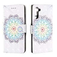 povoljno -Θήκη Za Samsung Galaxy Note 9 / Galaxy Note 10 / Galaxy Note 10 Plus Novčanik / Utor za kartice / Otporno na trešnju Korice Cvijet PU koža