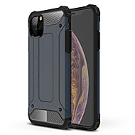 ieftine -Maska Pentru Apple iPhone 11 / iPhone 11 Pro / iPhone 11 Pro Max Anti Șoc Carcasă Telefon armură TPU / PC