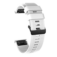 billige -smartwatch band til fenix 5 / fenix 5 plus / quatix5 garmin sport band silikone håndledsrem