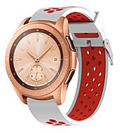 billige -sportsbånd til ticwatch 2 / ticwatch e silikoneudskiftning armbånd gummiurrem armbåndsur
