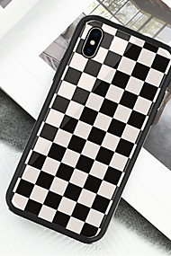 cheap -Case For Apple iPhone X / iPhone XS Pattern Full Body Cases Geometric Pattern Hard Acrylic for iPhone XS / iPhone XR / iPhone XS Max