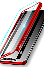 cheap -Case For Apple iPhone XS / iPhone XS Max Shockproof / Ultra-thin / Frosted Full Body Cases Solid Colored Hard PC for iPhone XS / iPhone XR / iPhone XS Max