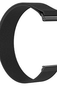 tanie -Watch Band na Fitbit Versa / Fitbit Versa Lite Fitbit Metalowa bransoletka Metal Opaska na nadgarstek