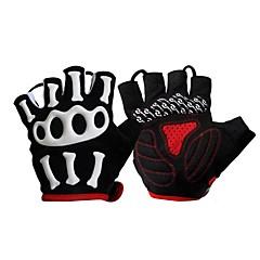 Χαμηλού Κόστους -SPAKCT Γάντια για Δραστηριότητες/ Αθλήματα Γάντια ποδηλασίας Χωρίς Δάχτυλα Ποδηλασία / Ποδήλατο Ανδρικά Γιούνισεξ