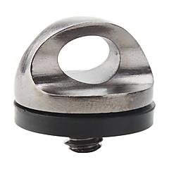 abordables Trípodes, Monopiés y Accesorios-f-2 sujetador para cámaras SLR