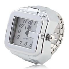 preiswerte Damenuhren-Damen Ringuhr Armbanduhren für den Alltag Legierung Band Retro / Modisch Silber / Ein Jahr / SSUO SR626SW