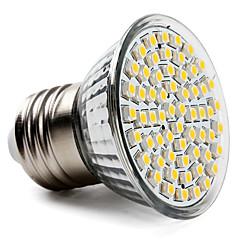お買い得  LED 電球-3.5W 300-350lm E26 / E27 LEDスポットライト PAR38 60 LEDビーズ SMD 3528 温白色 220-240V