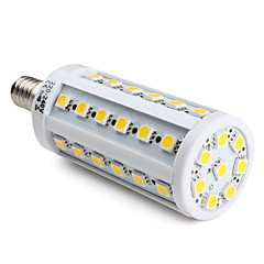 E14 B22 E26/E27 LED a pannocchia 44 leds SMD 5050 Bianco caldo Bianco 2800lm 2800KK AC 220-240V