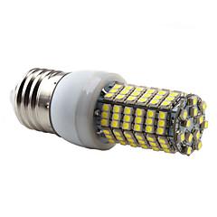 billiga LED 슈퍼 세일-6000lm E26 / E27 LED-lampa T 138 LED-pärlor SMD 3528 Naturlig vit 220-240V