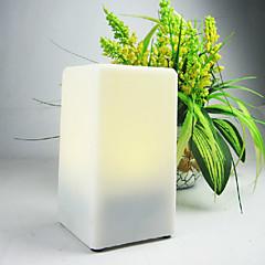 voordelige Nachtlampen-Oplaadbare Cubic Style LEIDENE Schemerlamp voor Bar KTV Wedding Party cadeau