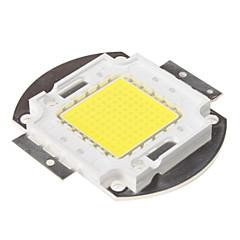 DIY 100W 8000-9000LM 6000-6500K luonnollinen valkoinen integroitu LED-moduuli (33-35V)