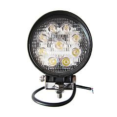 abordables Bombillas LED para Coche-27W luz de trabajo Jornada 9 LED