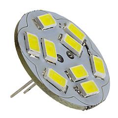 preiswerte LED-Birnen-2 W 6000 lm G4 LED Spot Lampen 9 LED-Perlen SMD 5730 Natürliches Weiß 12 V
