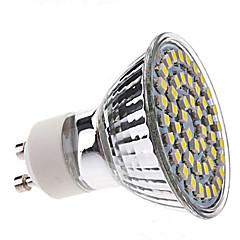 preiswerte LED-Birnen-3W 250-350lm GU10 LED Spot Lampen MR16 48 LED-Perlen SMD 3528 Natürliches Weiß 220-240V